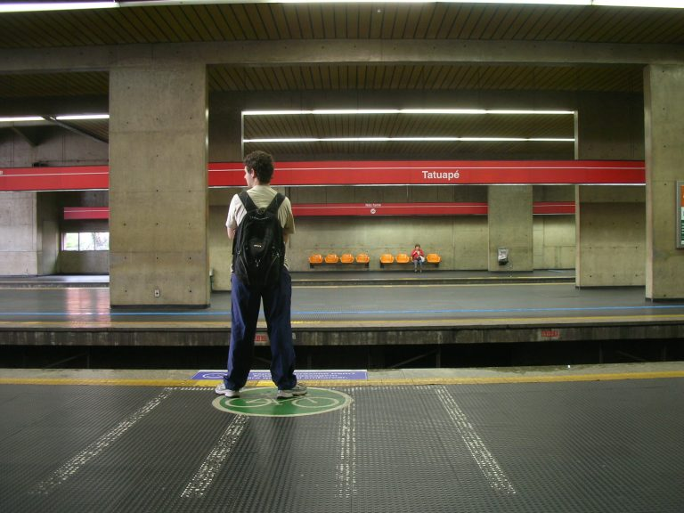 Tatuapé metro station