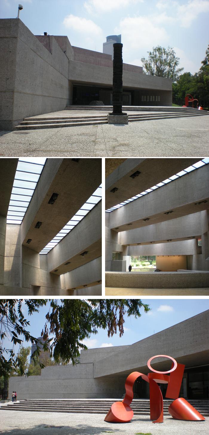 Tamayo Contemporary Art Museum, Mexico City