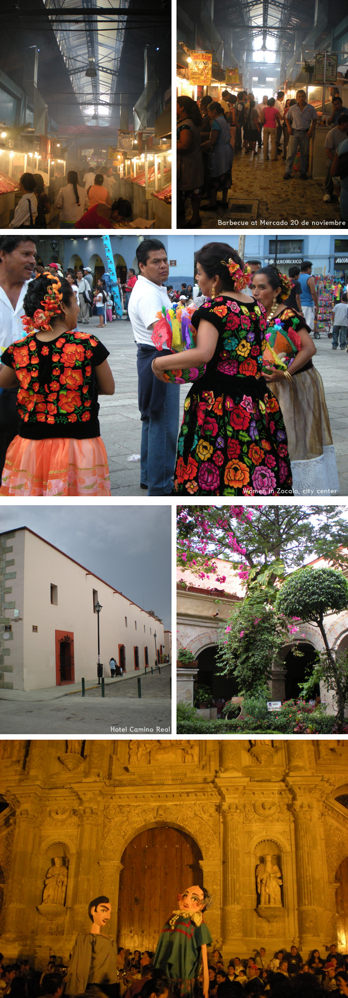 Very Mexican and pleasant city, Oaxaca