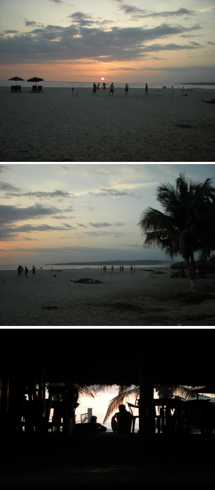 Playa Zicaltela, Mexico