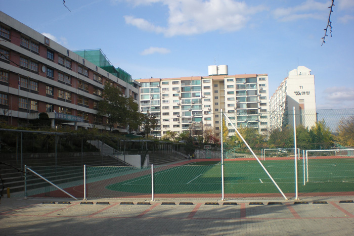 Cheongdam Middle School