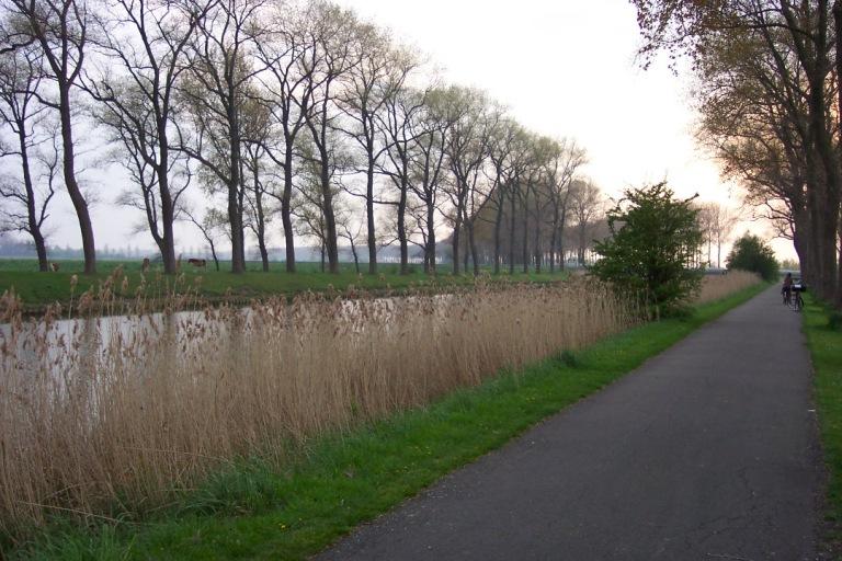 chemin vers belgique