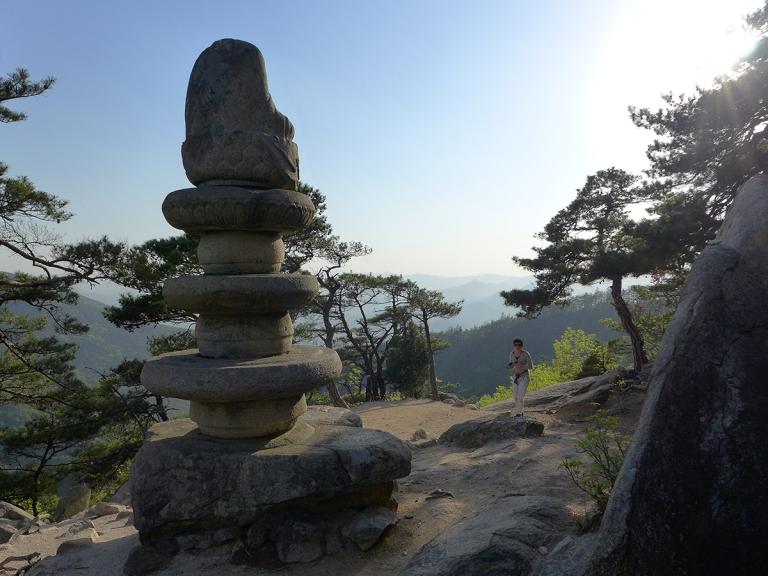 Namsam, Gyeongju