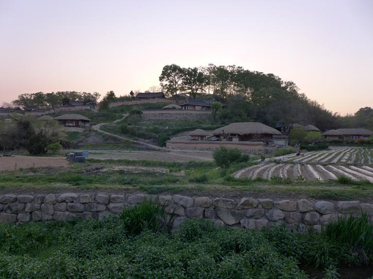 Yangdong folk village 양동마을